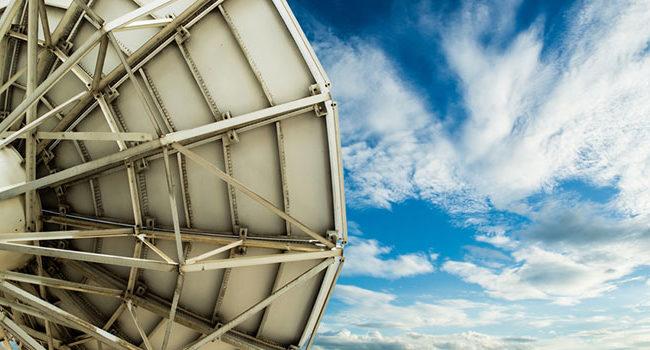 Uplink-/ Bodenstation